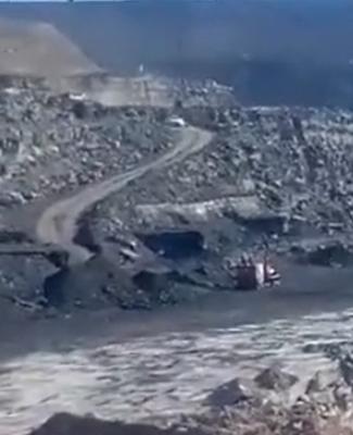 毕节市双山新区索玛花旅游开发爆破工程