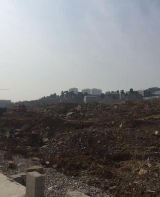 盘江·未来中心项目孔桩爆破工程 监理工程