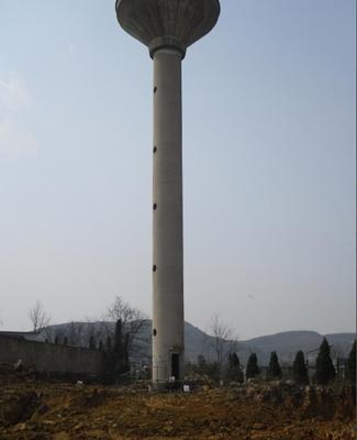 贵阳市花溪区原矿灯厂28m高钢筋混凝土水塔