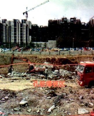 贵阳恒大金阳新世纪3B地块、3C地块、3D地块(1-6楼、12-15楼)主体及配套建设工程